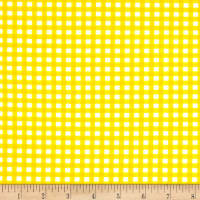 Kanvas Oops A Daisy Gingham Yellow