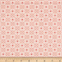 Folk Art Fantasy Diamonds Pink