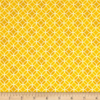 Bree Dot Circle Yellow