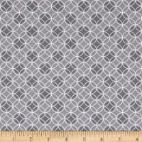 Bree Dot Circle Gray