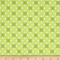 Bree Dot Circle Green