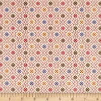 Abigail Constance Red/Multi