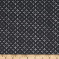 Contempo  Winter Games Dots Grey
