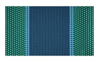 Contempo  Dot Crazy Playground Teal