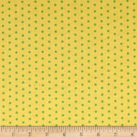 Contempo  Dot Crazy Small Dot Yellow