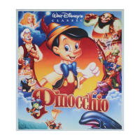 "Disney Pinocchio 35"" Panel Multi"