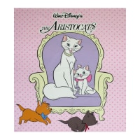 "Disney The Aristocats 35"" Panel Multi"