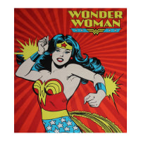 "DC COMICS ll Wonder Woman 44""Panel Red"