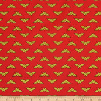 DC COMICS ll Wonder Woman Logo Red