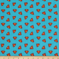 DC COMICS ll Superman Logo Topaz