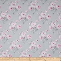 Laura Ashley Grace Peonies Light Grey