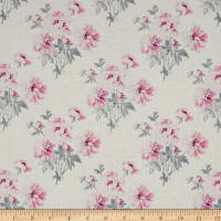 Laura Ashley Grace Peonies White