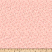 Benartex Homestead: Colonial Bubble Pink