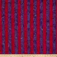 Kaffe Fassett Artisan Batik Big Stripe Red