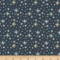 Lewis & Irene So Darling! Retro Stars Grey