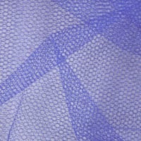 "40 Yard Bolt 72"" Wide Nylon Netting Periwinkle"