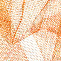 "40 Yard Bolt 60"" Wide Nylon Netting Orange"