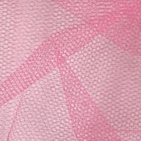 "40 Yard Bolt 72"" Wide Nylon Netting Paris Pink"