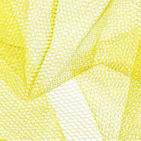 "40 Yard Bolt 60"" Wide Nylon Netting Lemon Yellow"