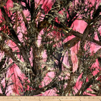 True Timber Camo True Suede - MC2 Pink