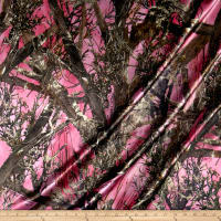 True Timber Camo Charmuse Satin -MC2 Pink