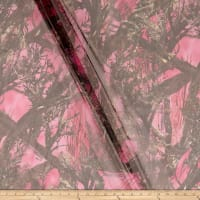 True Timber Camo Sheer Mesh- MC2 Pink