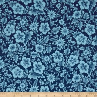 Designer Essentials Boston Commons Mayflower Blue