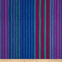 Kaffe Fassett Fall 2017 Regimental Stripe Blue
