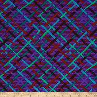 Brandon Mably Fall 2017 Mad Plaid Purple