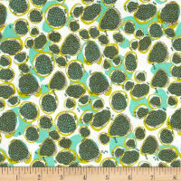 Tina Givens Piecemeal Spotty Aqua