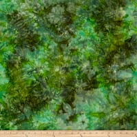 Andover A Splash of Color Batik Solid Bluebell