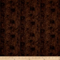 Thoroughbreds Woodgrain Dark Walnut