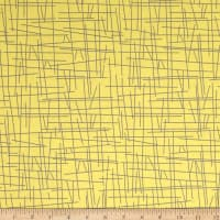 Uptown Pick-Up Sticks Yellow