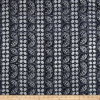Java Garden Batiks Highpath Black