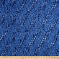 Java Garden Batiks Hairpins Blue