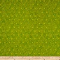 Alison Glass Sun Prints Link Pine Green