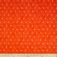 Alison Glass Sun Prints Link Carrot Orange