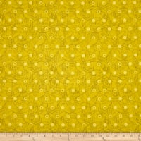 Alison Glass Sun Prints Link Citrus Yellow