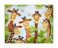 "Susybee Zoe Play Mat 36""Panel Multi"