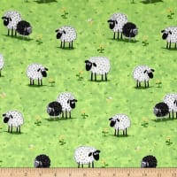 Susybee Lewe The Ewe Sheep In Meadow Green