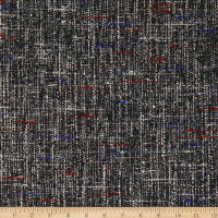 Telio Tweed Deep Grey Boucle