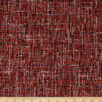 Telio Tweed Red Boucle
