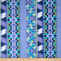 Polar Fleece Mantra Blue