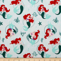 Disney Princess Heart Strong Ariel Multi