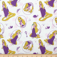 Disney Princess Heart Strong Rapunzel Multi