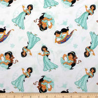 Disney Princess Heart Strong Jasmine Multi