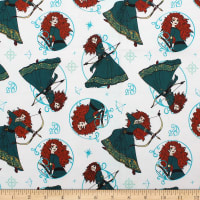 Disney Princess Heart Strong Merida Multi