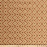 Fabricut Rombetto Copperspice