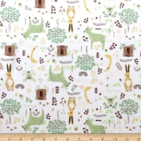 Nursery Program Flannel Forest Friends Eucalyptus
