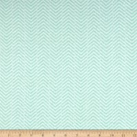 Arrow Herringbone FlannelPeppermint